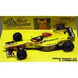 Jordan Peugeot 197 Ralf Schumacher