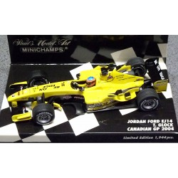 Jordan Ford EJ14 T.Glock Canadian GP 2004