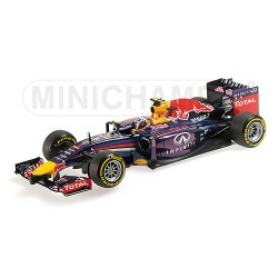 Infiniti Red Bull Renault RB10 Daniel RICCIARDO 2014