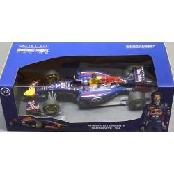 Infiniti Red Bull Renault RB10 Sebastian VETTEL 2014