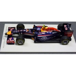 Red Bull RB10 D.Ricciardo Winner Canada GP 2014