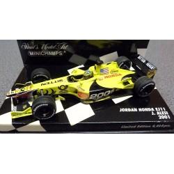 Jordan Honda EJ11 J.Alesi 2001