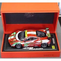 Ferrari 458 GT2 Pro AF Corse Le Mans 2013