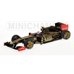 Lotus Renault GP R31 V.Petrov 3rd place Australian GP 2011