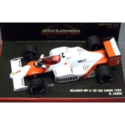 McLaren MP4/2B TAG Turbo N.Lauda 1985