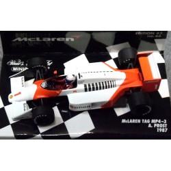 McLaren MP4/3  Alain Prost 1987