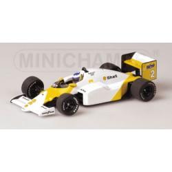 McLaren TAG Turbo MP4/2C Keke Rosberg 1986