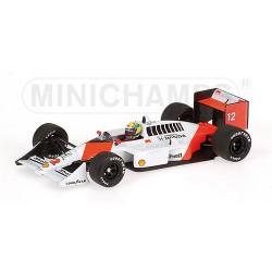 McLaren MP4/4 Honda Ayrton Senna 1988