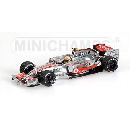 McLaren MP4-22 L.Hamilton 1st Podium
