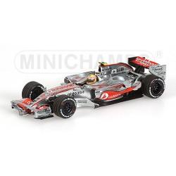 McLaren MP4/22  1st win Lewis Hamilton