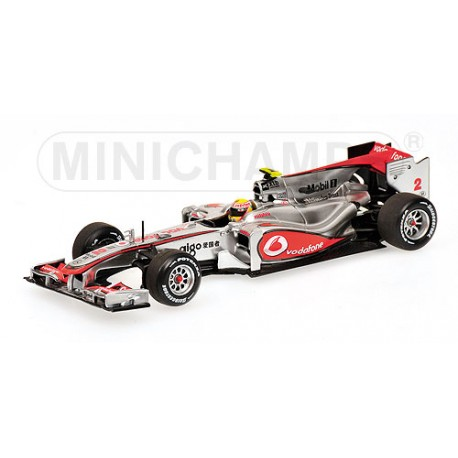 Vodafone McLaren Mercedes MP4-25