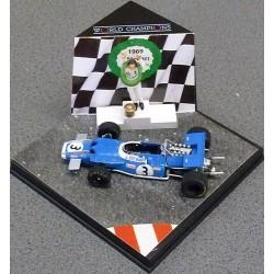 Matra MS80 Jackie Stewart Champion du Monde 1969