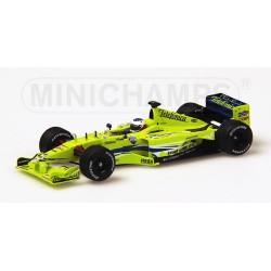 Minardi Fondmetal M02 G.Mazzacane 2000
