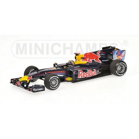 Red Bull Renault RB6 S.Vettel 2010