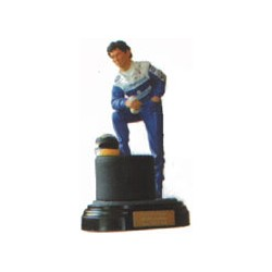 Figurine Ayrton SENNA / WILLIAMS 4ème édition