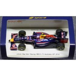 Red Bull RB10 D.Ricciardo 2014