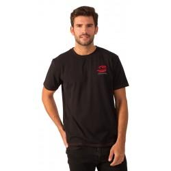 "Ayrton SENNA black ""double S"" T-Shirt"