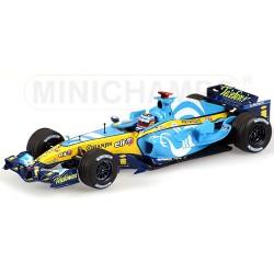 Renault R25 F.Alonso vainqueur GP de France 2005