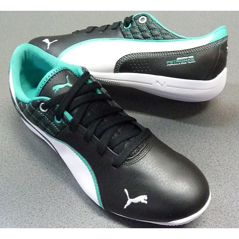 puma mercedes amg f1 drift cat 6 leather formulasports