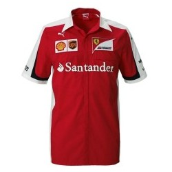 2015 Ferrari Replica Team Shirt