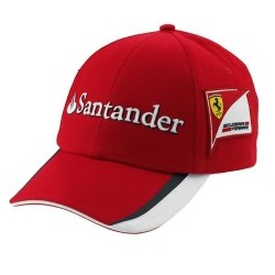 2015 Ferrari Replica Team Cap
