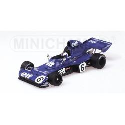 Tyrrell 006 F.Cevert 1973