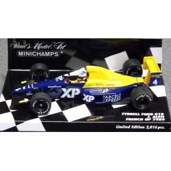 Tyrrell Ford 018 Jean ALESI 1989