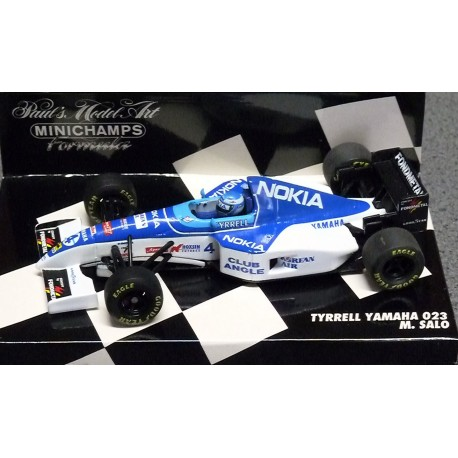 Tyrrell Yamaha 023 Mika Salo 1995