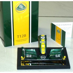Lotus T128 nose in scale 1/12th