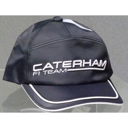 Caterham F1 waterproof cap