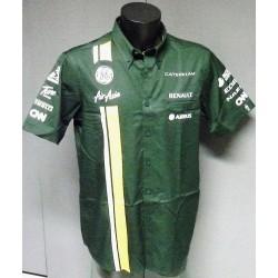 Chemise Caterham F1 Team