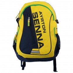 "Ayrton Senna Backpack ""Helmet"""