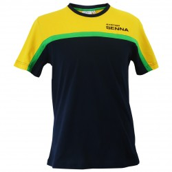 T-Shirt Ayrton Senna Racing