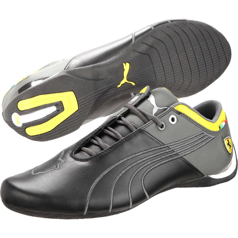 Puma shoes ferrari yellow