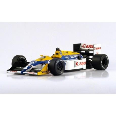 Williams Honda FW11B Nelson Piquet 1987 Japan GP - World Champion -