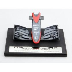 Museau McLaren MP4-30 échelle 1/12ème