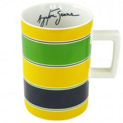"""Tasse Ayrton Senna """"casque"""""""