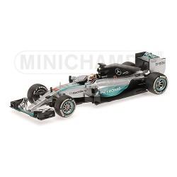 Mercedes F1 W06 Lewis Hamilton winner Australian GP 2015