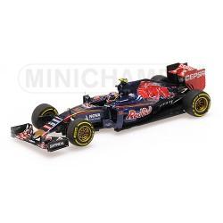 Scuderia Toro Rosso STR10 Max Verstappen 2015
