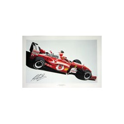 M.SCHUMACHER World Champion 2003, ltd edition