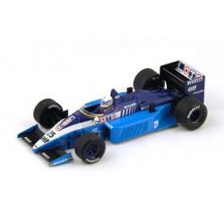 Ligier JS27 René Arnoux 1986