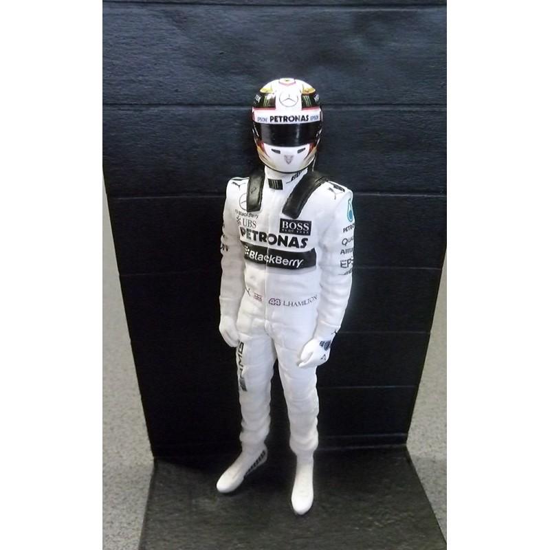 Lewis Auto Sales >> Lewis Hamilton 2015 World Champion figurine - FormulaSports