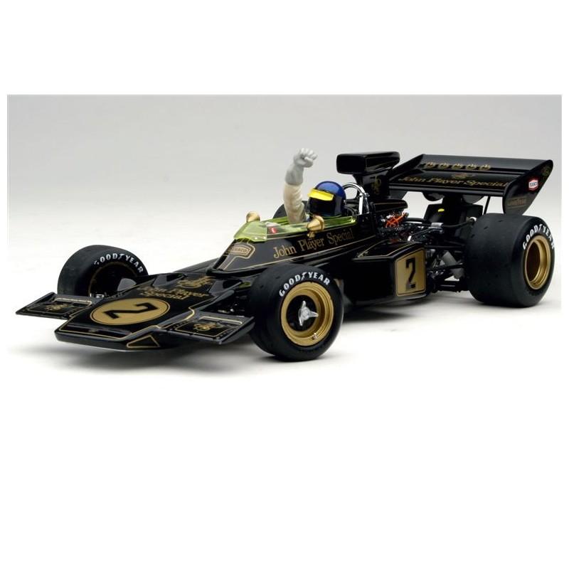 F1 > Miniature model cars > Scale 1/18th > Lotus 72E Ronnie Peterson ...