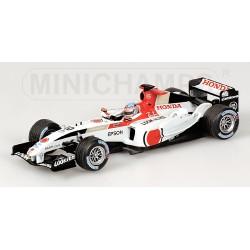 BAR Honda 006 T.Sato GP du Japon 2004