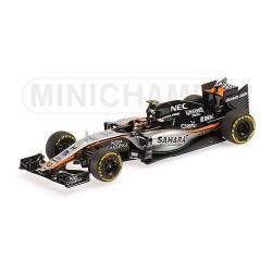 Sahara Force India VJM08 Hülkenberg/Perez