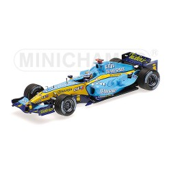 Renault R25 Fernando ALONSO World Champion 2005