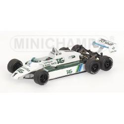 Williams Ford FW08B Test Car 1982