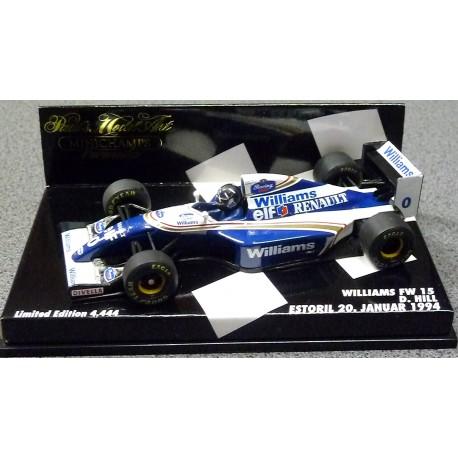 Williams FW15 D.Hill Estoril 1994