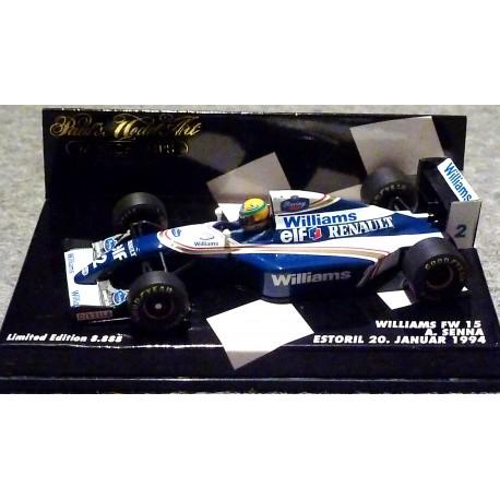 Williams FW15 A.Senna Estoril 1994