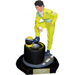 Figurine Ayrton SENNA / CAMEL LOTUS, 4th edition